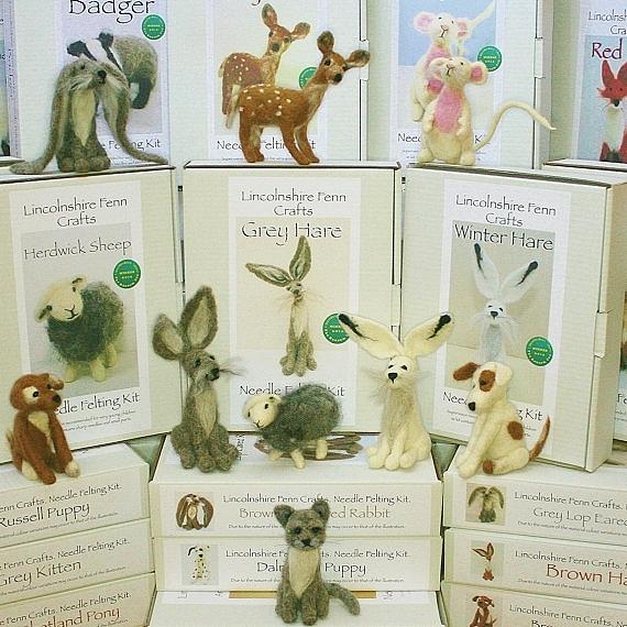 needle felting kits